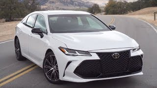 YouTube Video VaLzGL17QiA for Product Toyota Avalon Sedan (5th gen XX50) by Company Toyota Motor in Industry Cars