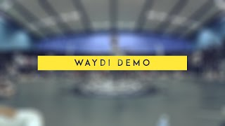 preview picture of video 'Waydi Demo | Juge Hip Hop | WGTP 2014'