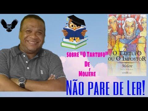 "Resenha de ""O Tartufo ou o impostor"" de Moliére - Vídeo 6"