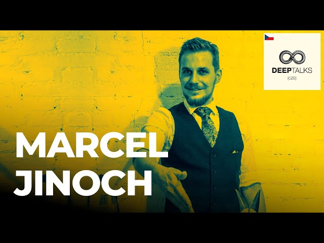 DEEP TALKS 108: Marcel Jinoch – Hlavní barman nejlepší restaurace v New Yorku