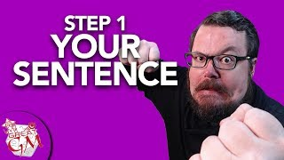 Creating the Campaign #1 - Creating Your Sentence