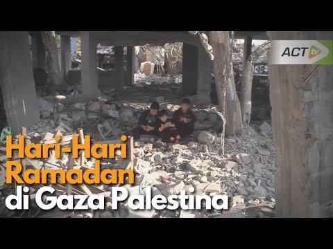 Bagaimana RAMADAN DI GAZA Palestina?