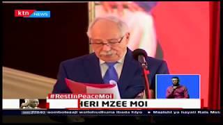 Mzee Moi akumbukwa na wengi waliofanya kazi naye wakati wa Uongozi wake