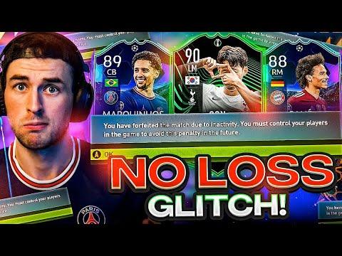 No Loss Glitch in FIFA 22?