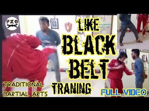 Black belt training   best martial arts training