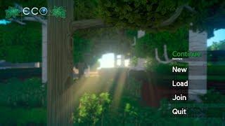 [ПРОХОЖДЕНИЕ] ECO #01 - Совместное прохождение Рыся и Наташа - Индустриальная экология!