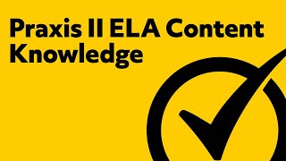Free Praxis II (5038) English Language Arts: Content Knowledge Study Guide