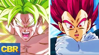 Dragon Ball Super Broly All Of The Saiyan Transformations Confirmed