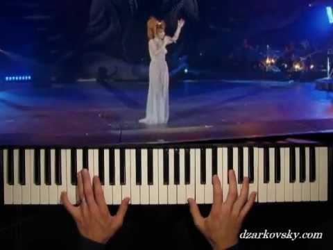Mylene Farmer - Innamoramento (piano cover)