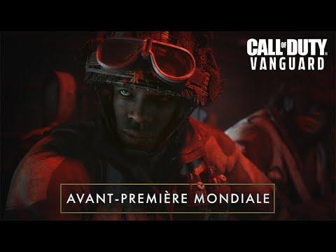 Bande annonce de révélation de Call of Duty: Vanguard
