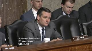 Sen. Cruz at SASC Hearing on Policy and Strategy in the Asia-Pacific - April 25, 2017