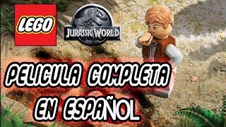 LEGO JURASSIC WORLD PELICULA COMPLETA EN ESPAÑOL FULL MOVIE 720p   PELICULAS LEGO