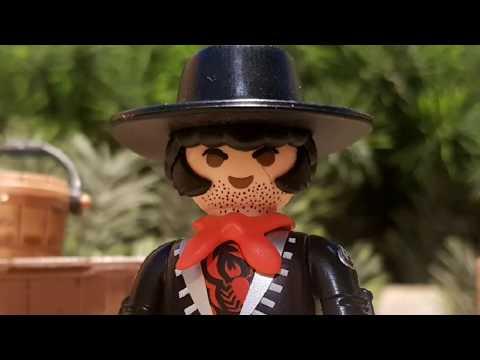 Playmobil western KING LAIR el pacificador