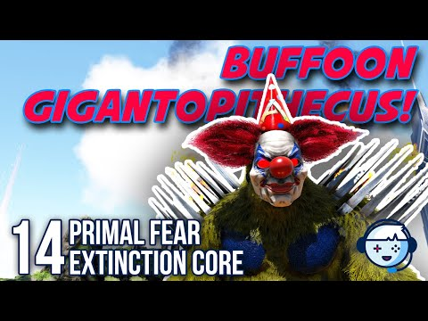 How to Tame a Buffoon Gigantopithecus! | Primal Fear