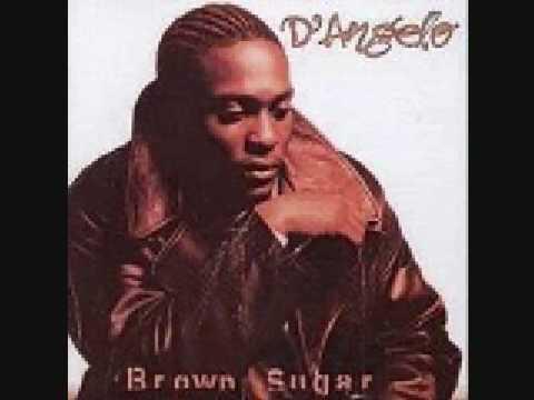 """D'Angelo-""""Brown Sugar"""""""