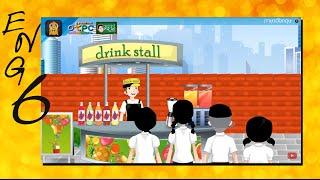 สื่อการเรียนการสอน Which drinks do you like (เครื่องดื่มที่ชอบ)ป.6ภาษาอังกฤษ