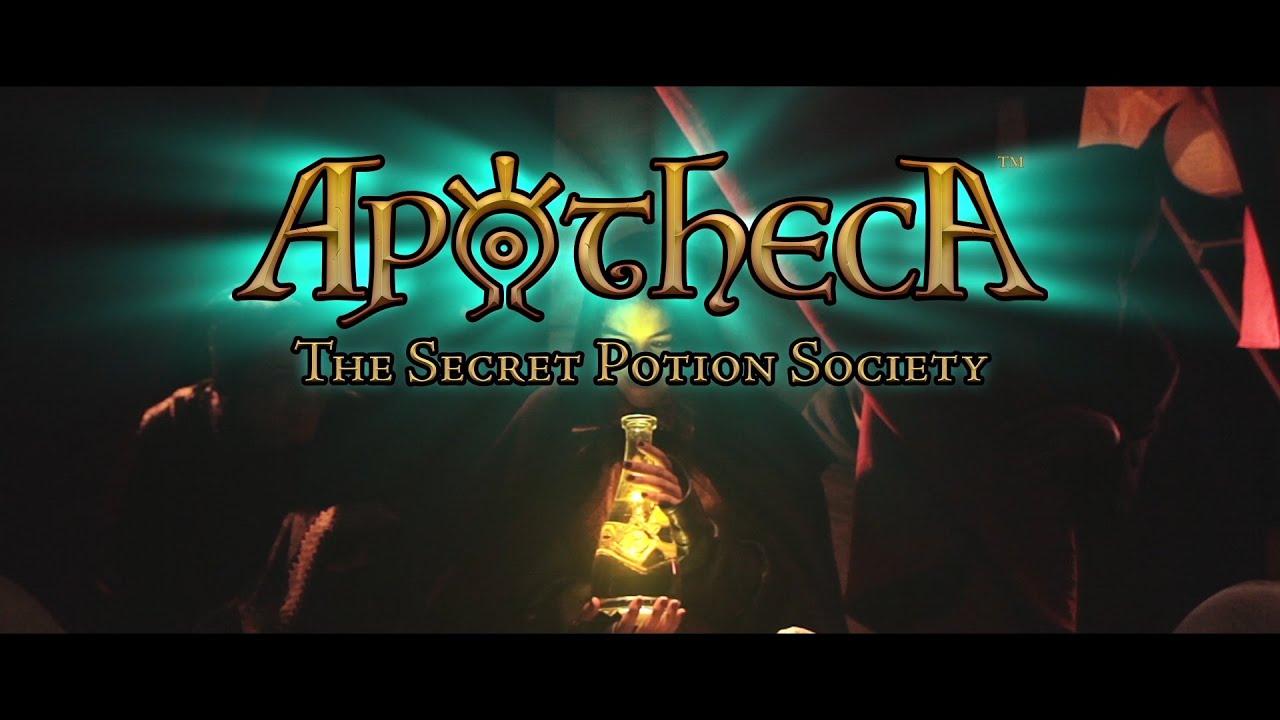 Apotheca Kickstarter Video