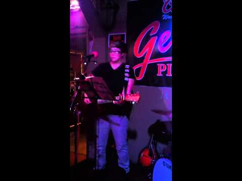 "Cee-Lo Green's ""Crazy"" cover by Katie Watts and the Ideas at Gerstle's Bar in Louisville, KY"