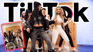 MAKING A VIRAL TIKTOK WITH OTHER YOUTUBERS!!!