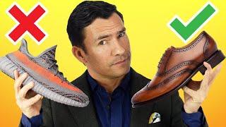 Top 10 CASUAL Shoe Styles (Best Fall & Winter Footwear Ranked!)