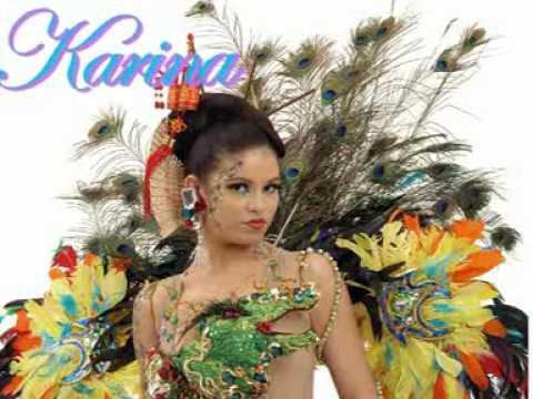 Trajes de Fantasia Chica Gipsy 2009