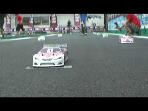 Greatest RC Touring Car Race Ever! - IFMAR 1/10th World championships A final leg 3 - From RC Racing