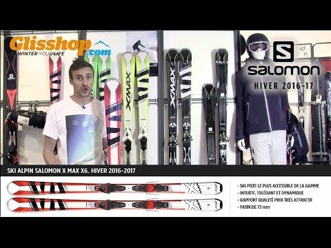Pack Alpiene Ski X Max X10 + binding
