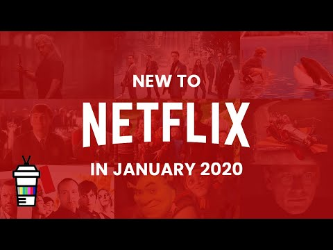Download New To Netflix In January 2020 Mp4 HD Video and MP3