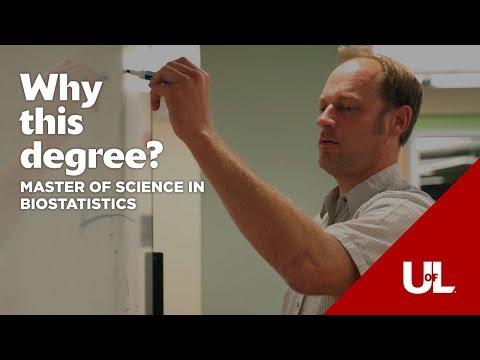 Online Master's in Biostatistics: Faculty Testimonial & Program ...