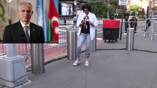 اسم نماینده غنی درسازمان ملل از لست سخنرانان لغو شد