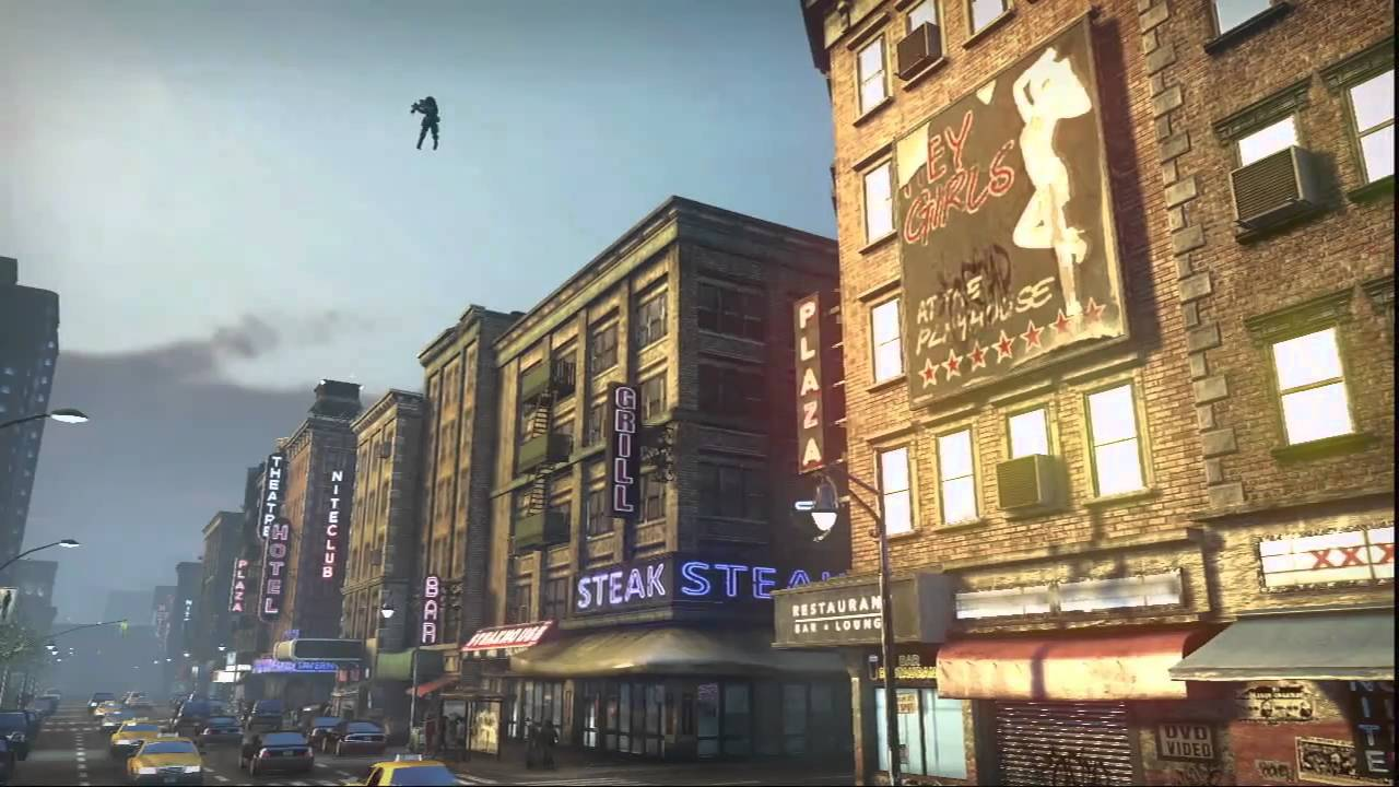 Prototype 2 Will At Least Have Nice Corpse-Throwing Physics