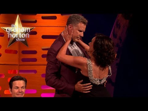 Will Ferrell Learns to Dance With Shirley Ballas | The Graham Norton Show