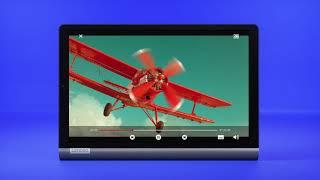 Video 0 of Product Lenovo Yoga Smart Tab Tablet