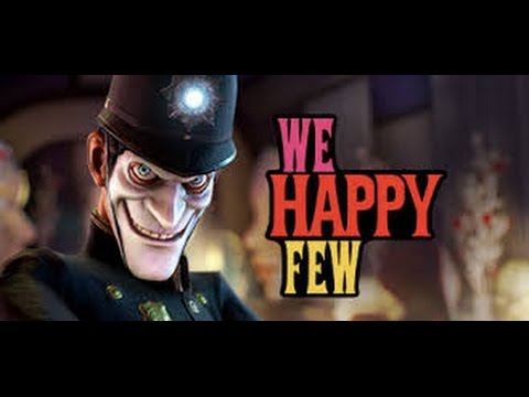 We Happy Few: Alpha Video Review video thumbnail