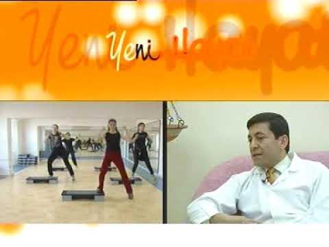 BÖLÜM 2 Dr. Adnan Gürcan Newform ile Yenihayat / EGZERSİZ AEROBİK