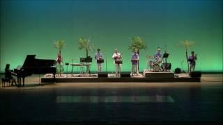 「リトルブラウンギャル~ハワイの藁葺き小屋」熊本ハワイアン音楽協会設立5周年記念公演ベイサウンズ