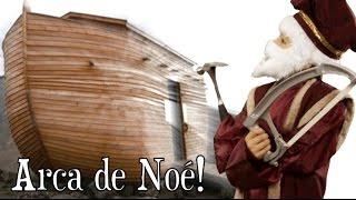 El arca de Noé. Amy & Andy. Enseñanzas de la biblia. Ministerio Infantil. ESCUELA DOMINICAL