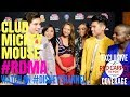 Club Mickey Mouse interviewed at the 2018 Radio Disney Music Awards #RDM...