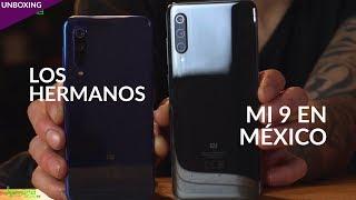 Xiaomi Mi 9 y Mi 9 SE, UNBOXING: los hermanos de Xiaomi quieren CONQUISTAR la GAMA ALTA en México