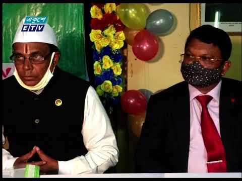 পেন্সিলের আয়োজনে তানোরে ৭৫টি বিদ্যালয়ে বইসহ বুকশেলফ প্রদান | ETV News