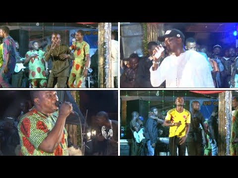 UP COMING ARTISTS SET TO CHALLENGE PASUMA,CHECK IT OUT