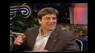That Gunk on Your Car - Mark Hostetler, Tonight Show 1997