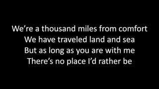 Timeflies - Rather Be Lyrics