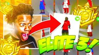 IM FINALLY A MASCOT! ELITE 3 LIVE REACTION! I WON BONUS! FIRST MASCOT GAME! NBA2K20