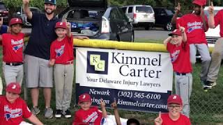 Kimmel Carter Wins Triple-A Championship