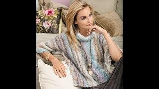 Новые Пуловеры Спицами - 2019 / New Pullovers with Knitting Needles