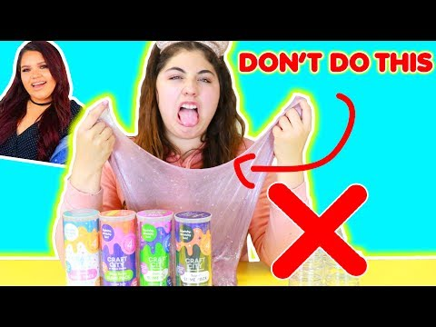 KARINA GARCIA NEW STORE BOUGHT SLIMES REVIEW AND SMOOTHIE ~ 100% HONEST REVIEW Slimeatory #348