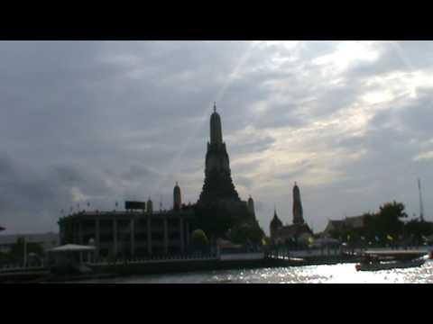 De rivier Chao Phraya