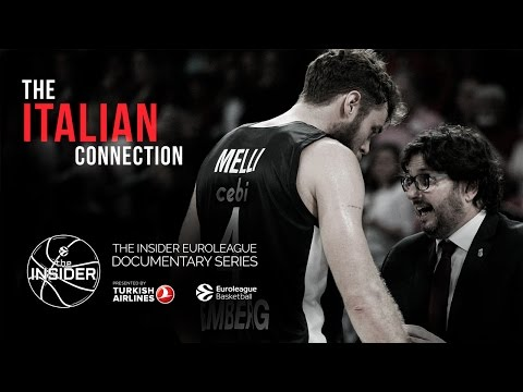 "The Insider EuroLeague Documentary: ""The Italian Connection"""