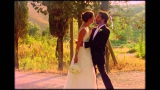 Super 8 wedding Film - Castelfalfi Tuscany Italy
